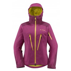 Vaude W's Aletsch Jacket Bordeaux, Mountainproshop.com