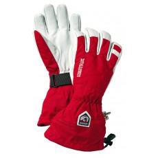 Hestra Army Leather Heli Ski Rouge, Mountainproshop.com