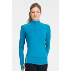 Icebreaker - Express Long Sleeve Half Zip Cruise, Mountainproshop.com