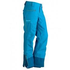MARMOT w's Freerider pant Aqua Blue