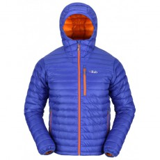 Rab microlight alpine jacket Electric/mango