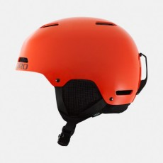 Giro casque junior Crue glowing red