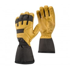 Black diamond crew glove natural