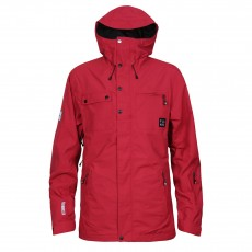 Planks feel good men 2 layer jacket red