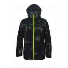 Planks Yeti Hunter Men 3 Layer Jacket Midnight Camo