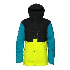 Planks Tracker Jacket Slime