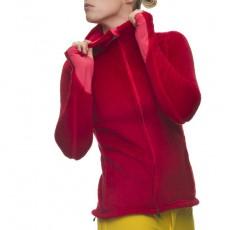W's High Loft Jacket Red