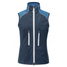 Vaude W's Larice Vest Deep Water, Mountainproshop.com