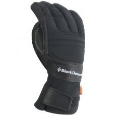 Punisher glove Black