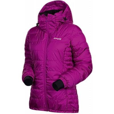 Bergans - Rjukan Down Lady Jacket Dark Heather Purple, Mountainproshop