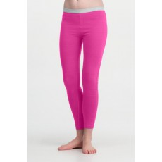 Icebreaker - Legging Enfant Magenta, Mountainproshop.com