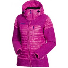 Bergans - Osen Down / Wool Lady Jacket Tulip Pink, Mountainproshop