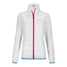 Ortovox Light Jacket Piz Bial Women Blanc Merino