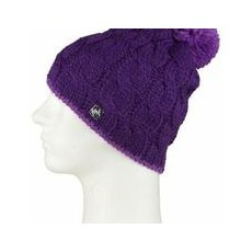 Sweet Protection Jumbo Braid Beanie Plum Purple