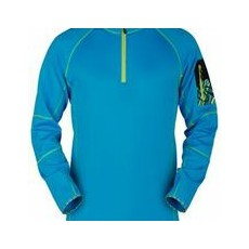 Sweet Protecttion Saviour Top Men Bird Blue