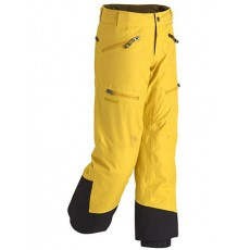 MARMOT Boy's Freerider pant yellow