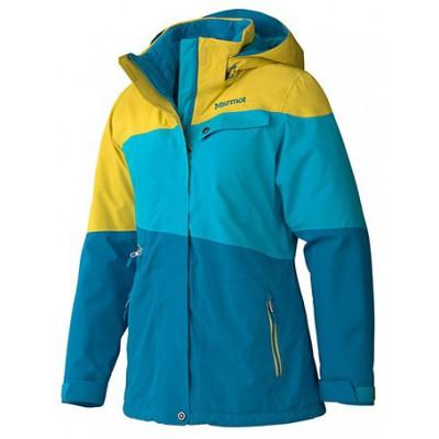 Marmot - W's Moonshot Jacket Aqua Blue