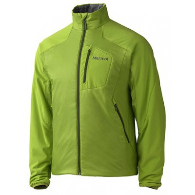 Marmot Isotherm Jacket Green Lichen