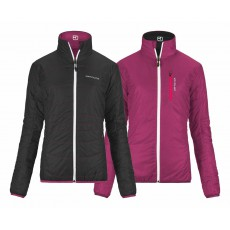 Ortovox Light jacket Piz Bial Women Noir
