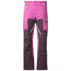 Bergans Hafslo lady pant pink rose/dark plum/alu