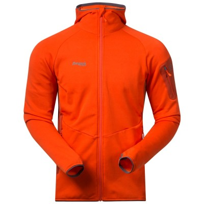 Bergans Paras jacket koi orange