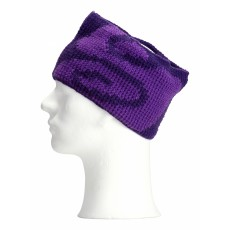 Sweet protection Logo Hackle Headband Plum purple