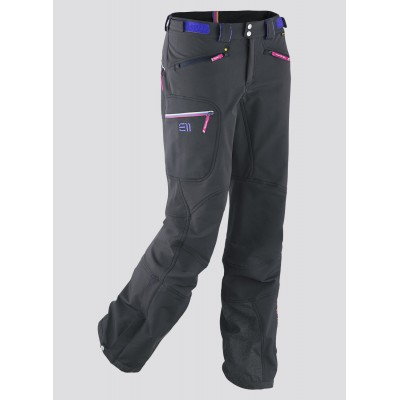 Elevenate Women Free Rando Pant Anthracite