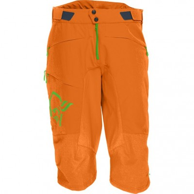 Norrona Fjora Flex1 Short Pure Orange