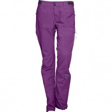 Norrona Bitihorn Lightweight Pant W Purple Rain