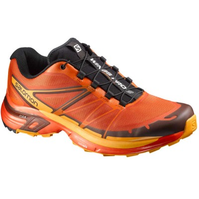 Salomon - Wings Pro 2 Tomato red Clem Yego