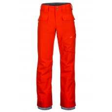 Marmot insulated mantra pant mars orange