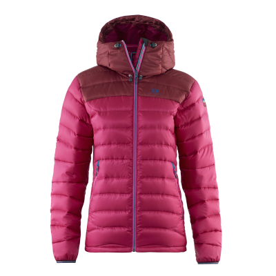 Elevenate Agile LD Down Jacket Cerise