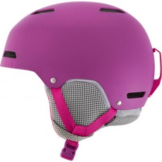 Giro Casque Junior Crue Matt Berry / Magenta