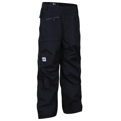 Planks Yeti hunter men 3 layer pants black