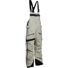 Planks Yeti hunter men 3 layer bib pant sand