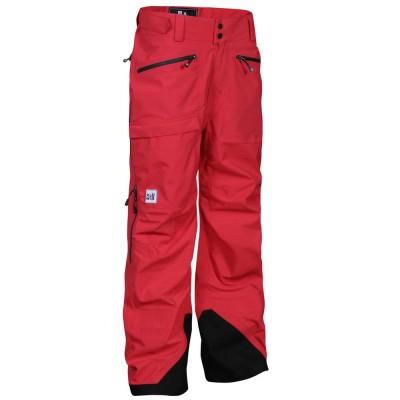 Planks Yeti hunter men 3 layer pants red