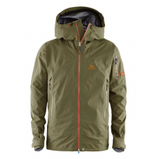 Elevenate Bec de Rosses Men Ski Jacket Turtle Green