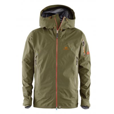 Elevenate Bec de Rosses Men Ski Jacket Turtle Green