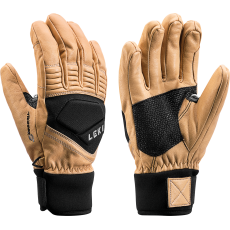 Leki gants Element copper S Naturel
