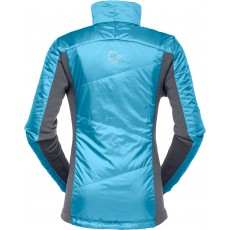 Norrona Falketind Primaloft 60 Jacket Women Blue Moon