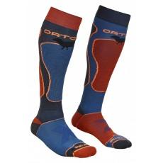 Ortovox Ski Rock'n Wool Socks Men Night Blue