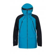 Planks Yeti Hunter Men 3 Layer Jacket Bright Teal