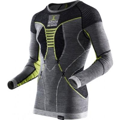 X-Bionic Apani TL Homme ABXB Black/Grey/Jaune