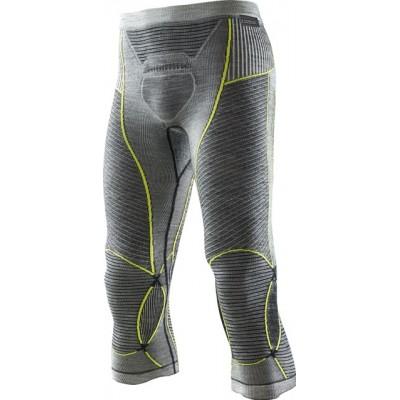 X-Bionic 3/4 Apani PM Homme ABXB Black/Grey/Jaune