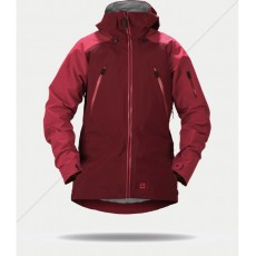 Sweet Protection Voodoo Jacket Women Ron Red / Rubus Red