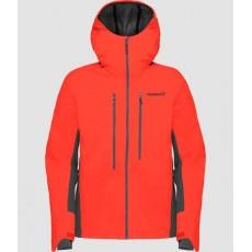 Norrona Lyngen Windstopper Hybrid Jacket Men Adrenalin Red
