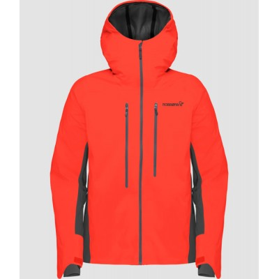 Norrona Lyngen Windstopper Hybrid Jacket Men Adrenalin Red