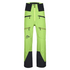 Ortovox Pants Guardian Shell Men Matcha Green Mountain Pro Shop Val d'isère