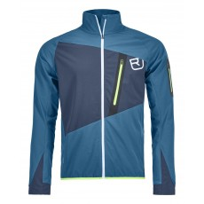 Ortovox Tofana Jacket Men Blue Sea