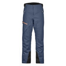 Ortovox Swisswool Andermatt Pants Men Night Blue Mountain Pro Shop Val d'isère